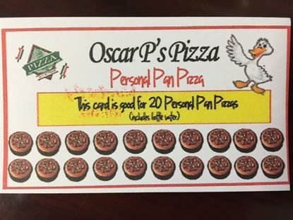 Oscar P's Pizza